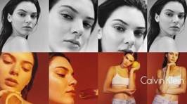 This New Calvin Klein Campaign That Features Kendall Jenner is Very NSFW