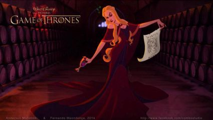 Game of Thrones Disney-fied