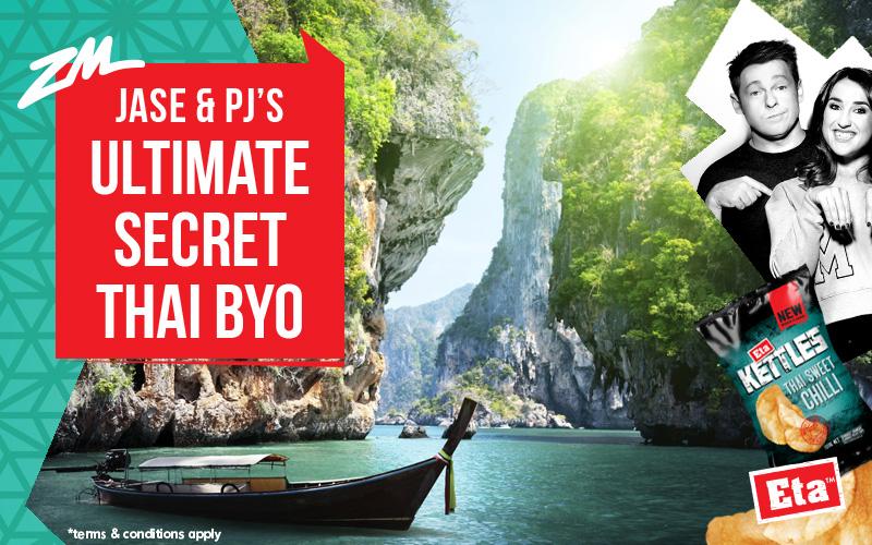 Jase & PJ's Ultimate Secret Thai BYO