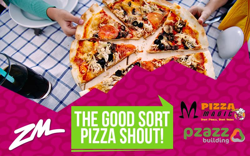 TARANAKI - Win The Good Sort Pizza Shout!