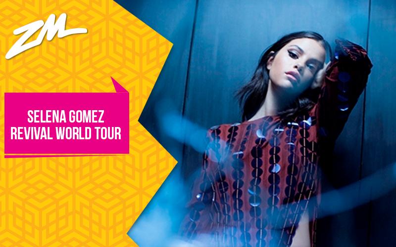 Selena Gomez Announces NZ Tour