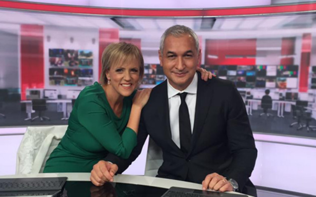 Hilary Barry's Final Goodbye