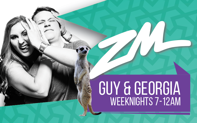 ZM's Guy & Georgia Podcast - 23rd May 2016