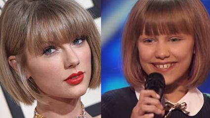 Simon Cowell Just Declared This Girl the Next Taylor Swift