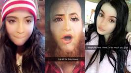 Some of the Best Kylie Jenner Faceswaps From ZM Snapchat