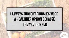What Food Did You Honestly Think Was Healthy?