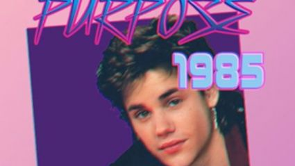 Someone Has Produced An '80s Version of Justin Bieber's 'What Do You Mean'