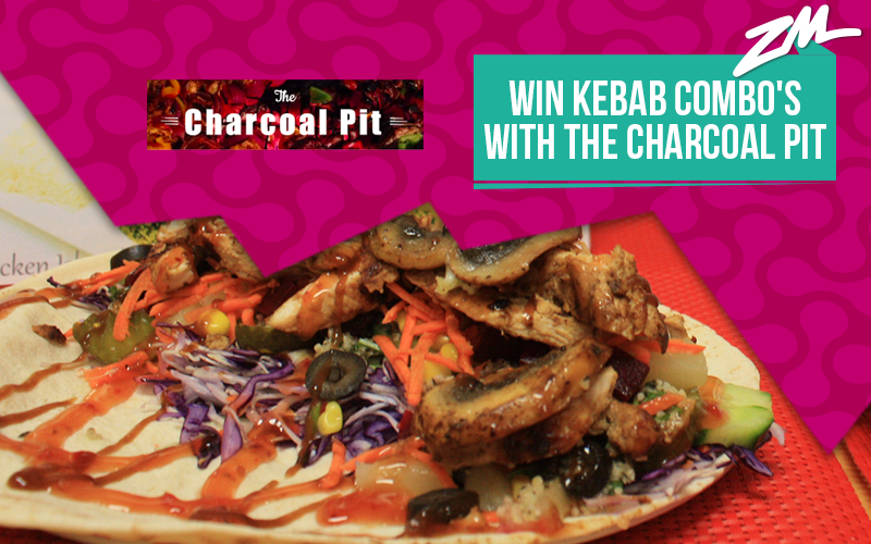 HAWKE'S BAY - Win Kebab Combo's with The Charcoal Pit