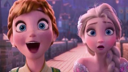 A Frozen TV Series is On the Way!