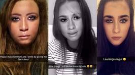 Some of the Best Fifth Harmony Faceswap Entries, Enter Now!