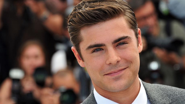 PHOTOS: Zac Efron's Latest Hairstyle is Very 90's
