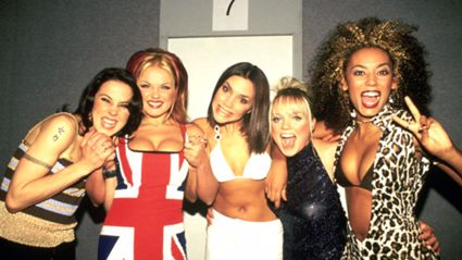 The Spice Girls Want to Spread A Very Important Message
