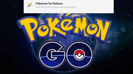 How to Stop Pokemon Go Having Complete Access to Your Google Account
