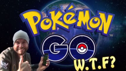 Pokemon Go: WTF? Vaughan's Guide to the Game