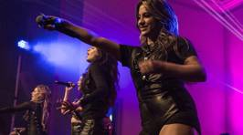 PHOTOS: Fifth Harmony Live In Auckland Thanks To iHeartRadio