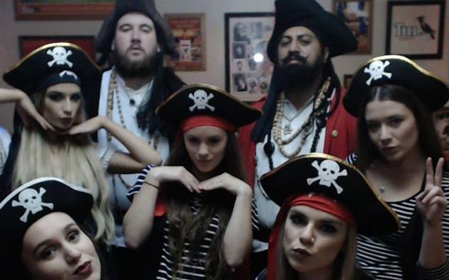 WAIKATO - Bar 101 Hamilton Pirate Party