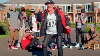 "A Bunch of 80-Year-Old Kiwis Recreated Taylor Swift's ""Shake It Off"""