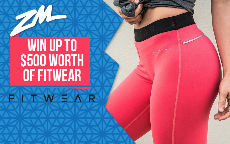 HAWKE'S BAY - WIN up to $500 Worth of Fitwear
