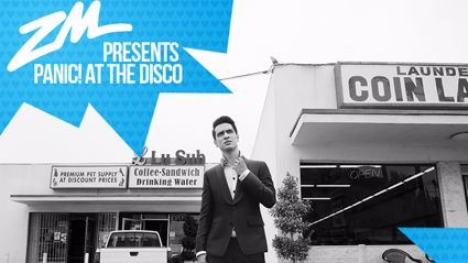 ZM Presents Panic! at the Disco