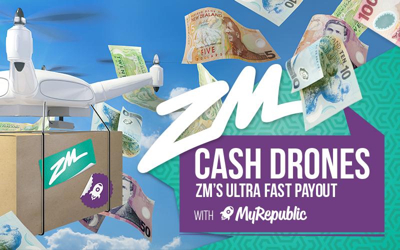 ZM's Cash Drone