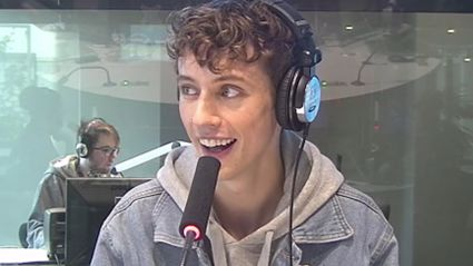 Troye Sivan Chats With Fletch, Vaughan & Megan