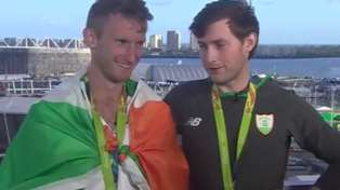 Irish Rowers Give Best Post-Race Interview Ever