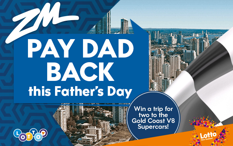 Win A Trip To The Gold Coast V8 Supercars