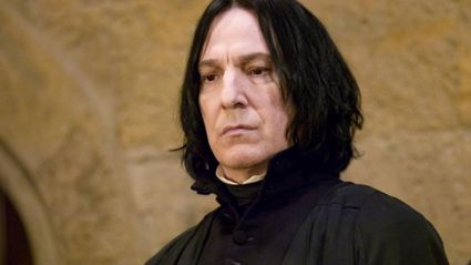 """Harry Potter"" Fan Points Out Something AWFUL About Snape We Didn't Notice"
