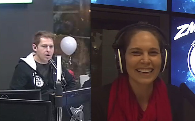 Jase's Wife Rips Him Out On Air
