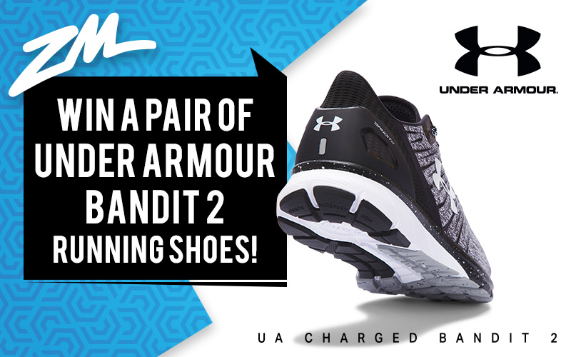 Win A Pair Of Bandit 2 Running Shoes