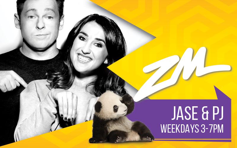 ZM's Jase & PJ Podcast - 26 August 2016 - Drive