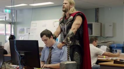 What Thor Was Doing During Captain America: Civil War
