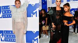 PHOTOS: MTV VMAs Red Carpet 2016