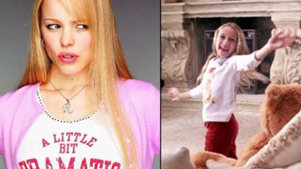What Regina George's little sister from 'Mean Girls' looks like now