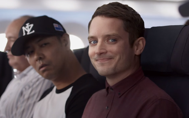 Air New Zealand Safety Video 'Distracting'