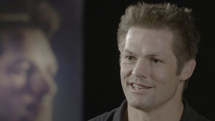 Why Richie McCaw Agreed To Be The Star of His Own Movie