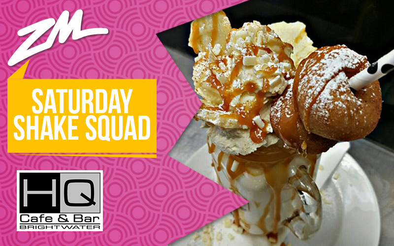 NELSON - Saturday Shake Squad