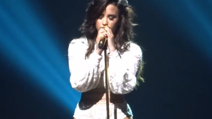 Check Out Demi Lovato's Stunning Adele Cover