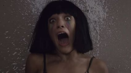 Sia's New Music Video Will Have You Crying Rainbow Tears