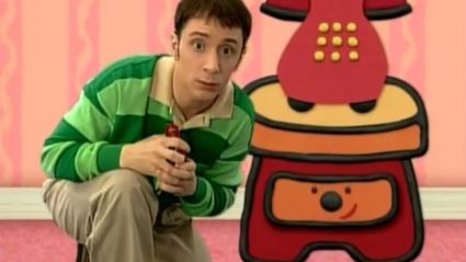 Blue's Clues Turns 20: Can You Guess What Steve is Up to These Days?