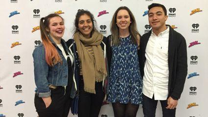 PHOTOS: Pentatonix in Auckland!