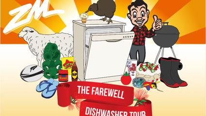 Follow the Journey: Fletch's Dishwasher
