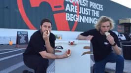 PHOTOS: Daryl the Dishwasher on Tour
