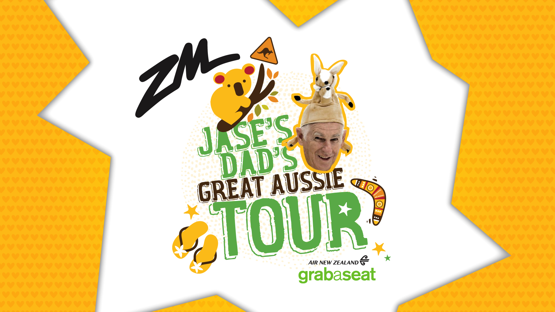 Register To Join The Great Aussie Tour