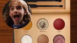 We're Obsessed With These Harry Potter Make-Up Palettes!
