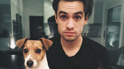 "Brendon Urie Prank Calls Fan + Talks About ""Northern Downpour"" Live"