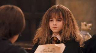"""The One Scene in """"Harry Potter"""" That Emma Watson Wore Fake Teeth For"""