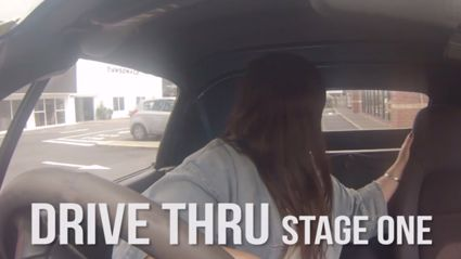 Can Megan Go Through Three of the Hardest Drive-Thrus in Auckland BACKWARDS?