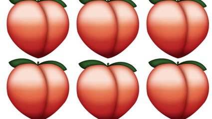 The Peach Emoji Has Changed, And The Internet Hates The New One