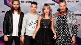 PHOTOS: MTV EMAs Red Carpet 2016